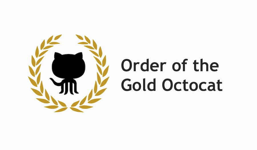 order of the gold octocat
